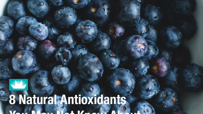 8 Natural Antioxidants You May Not Know About
