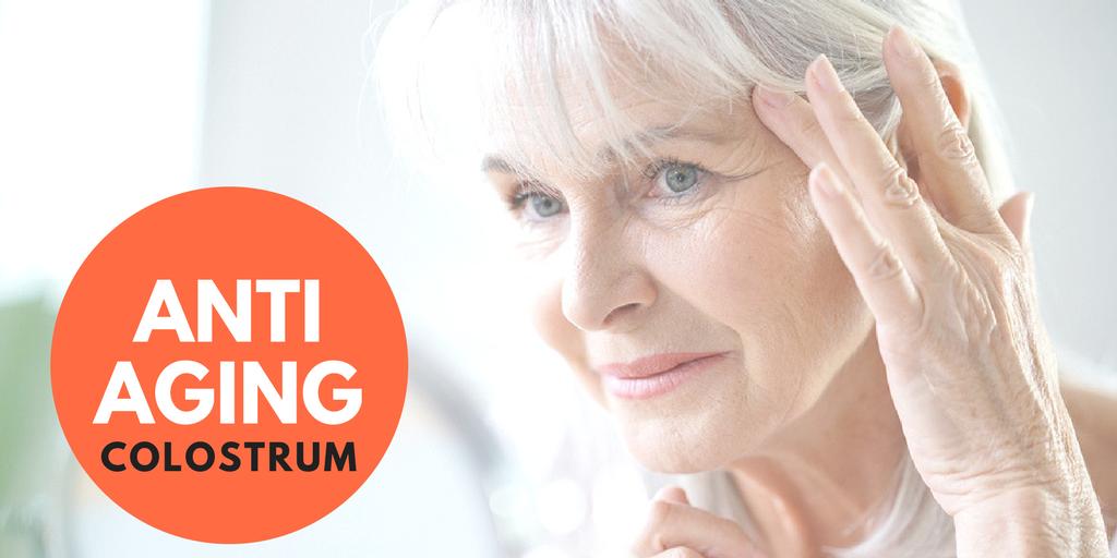 Anti Aging Colostrum