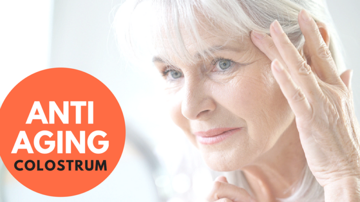 Anti-Aging Skin Care Benefits of Colostrum