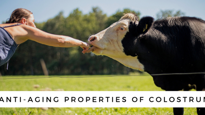 The Top 5 Anti-Aging Properties of Colostrum