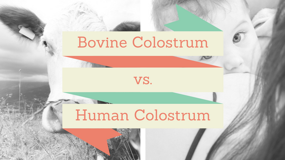 Bovine Colostrum vs. Human Colostrum: Here's What You Need to Know