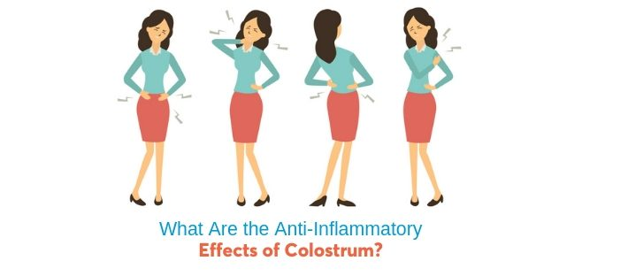How Does Colostrum Help Reduce Inflammation and Pain?