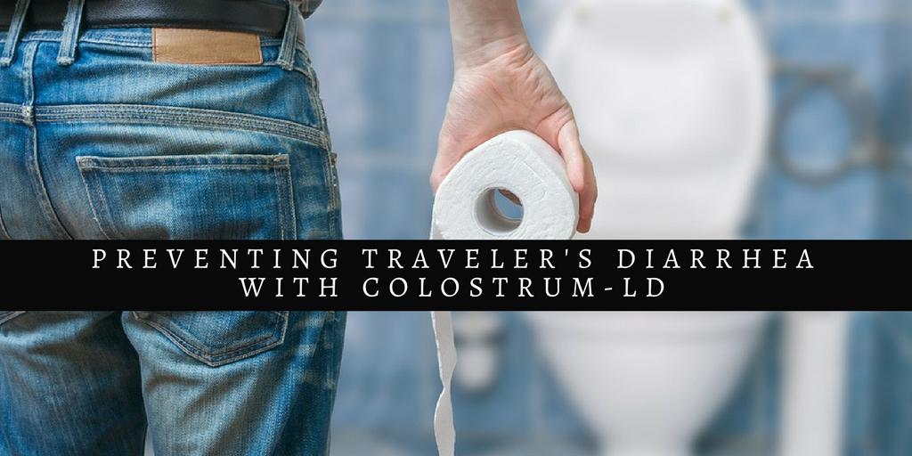 Preventing Traveler's Diarrhea with Colostrum-LD
