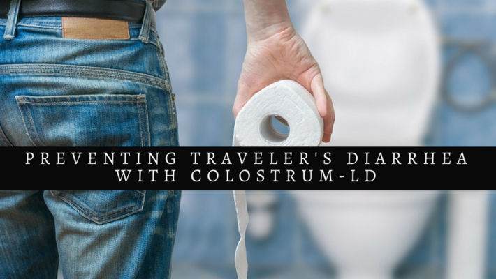 Preventing Traveler's Diarrhea with Colostrum-LD