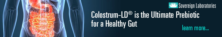 Colostrum-LD is a Ultimate Prebiotic for a Healthy Gut