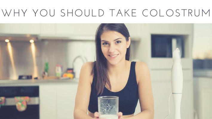 Why Everyone Should Take Colostrum