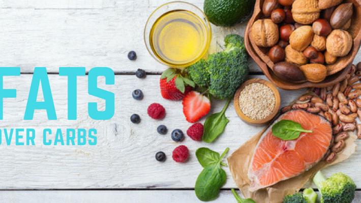 Fat Over Carbs | 4 Tips for Living Longer