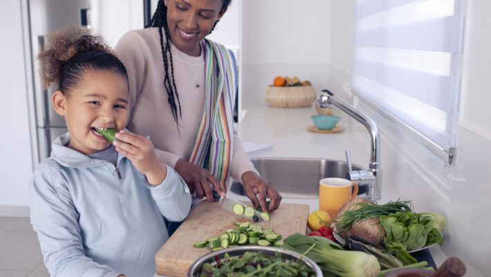 Promoting Your Children's Gut Health