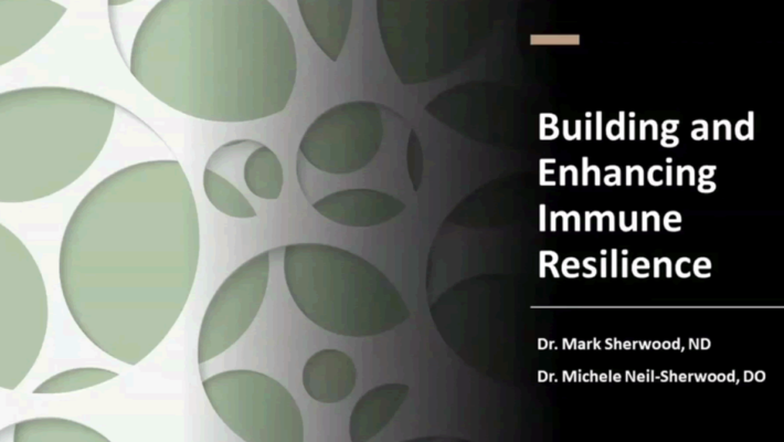 Building and Enhancing Immune Resilience According to Drs. Sherwood: Here's What They Say