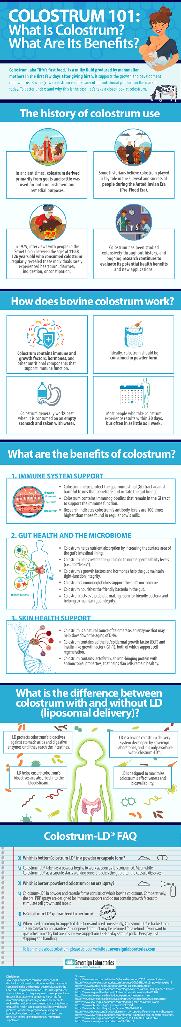 What Is Colostrum?